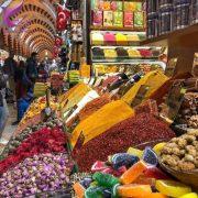 بازار ادویه-Spice market