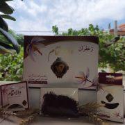 زعفران پوشال چیست